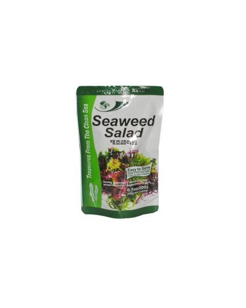 Džiovinti jūros dumbliai salotoms HEUSCHEN 20g