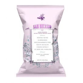 Bulvių traškučiai su druska SAN NICASIO, 40g