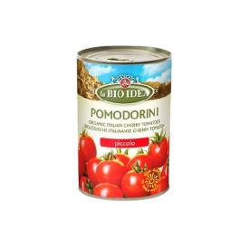 Ekologiški konservuoti vyšniniai Cherry pomidorai LA BIO IDEA, 400 g
