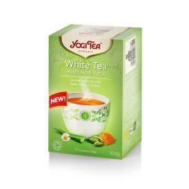 Ekologiška baltoji arbata YOGI TEA su alavijais 30,6g