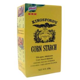 Kukurūzų krakmolas KINGSFORDS, 420 g