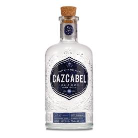 Tekila CAZCABEL Blanco (100% agava) 38% 0,7l