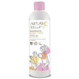 Dušo želė NATURA BELLA gėlių kvapo, 400 ml