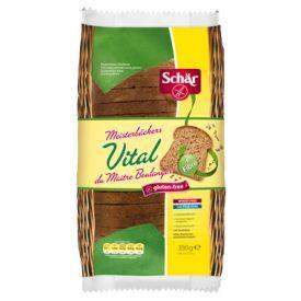 Raikyta tamsi duona SCHAR Milly Maestro Vital be gliuteno, 350 g