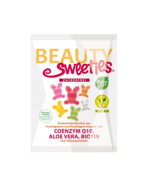 Guminukai becukriai Zuikučiai Beauty Sweeties, 125g