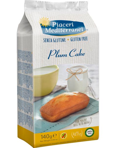 Pyragėliai su jogurtu PIACERI MEDITERRANEI, be gliuteno, 140 g