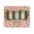 Rankų kremų rinkinys PANIER DES SENS su levandų, Provanso ir rožių estraktais, 3x30 ml