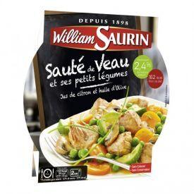 Veršienos troškinys su daržovėmis WILLIAM SAURIN, 280g