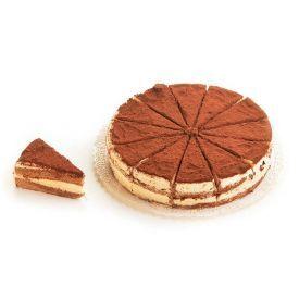 Tiramisu tortas PANESCO, šaldytas, 1 kg