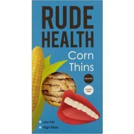 Kukurūzų trapučiai RUDE HEALTH, 130g
