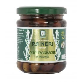 "Alyvuogės ""Taggiasche"" RAINERI sūryme, 280 g"