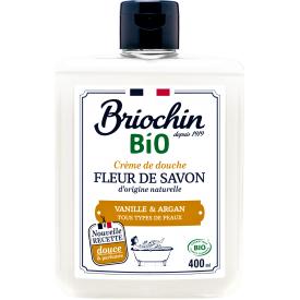 Dušo želė BRIOCHIN vanilės ir argano kvapo, 400 ml