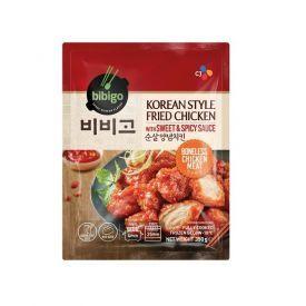 Korėjietiška kepta vištiena saldžiarūgščiame padaže BIBIGO, šaldyta, 350g