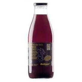 Ekologiškos raudonųjų vynuogių sultys DELIZUM ne iš koncentrato, 1L