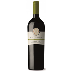 Baltas sausas vynas MACCHIALUPA Greco di Tufo DOCGG 13%, 750ml