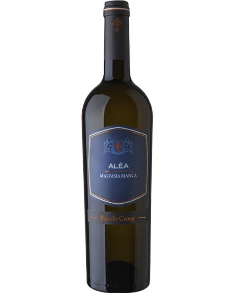 Baltas sausas vynas Feudo Croce Alea I Malvasia Bianca Puglia IGP 12,5%, 750ml