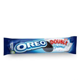 Sausainiai OREO su dvigubu vanilės kremu, 157g