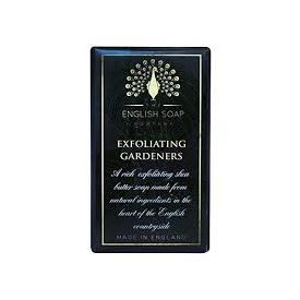 Muilas THE ENGLISH SOAP COMPANY Pure Indulgence Exfoliating Gardeners, 200 g