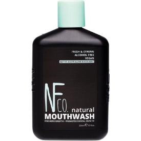 Natūralus burnos skalavimo skystis NFco, 354 ml