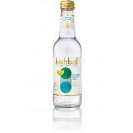 Nealkoholinis kokteilis HIGHBALL Classic Gin Tonic  0%, 250 ml