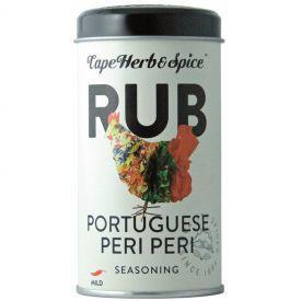 Prieskonių mišinys CAPE HERB & SPICE RUB Portuguese Peri Peri, 100g