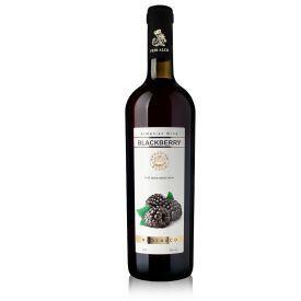 Pusiau saldus gervuogių vynas 12% tūrio, 0,75 l
