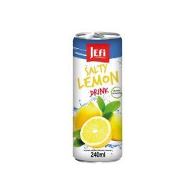 Gaivusis gėrimas JEFI sūdytų citrinų skonio 240ml