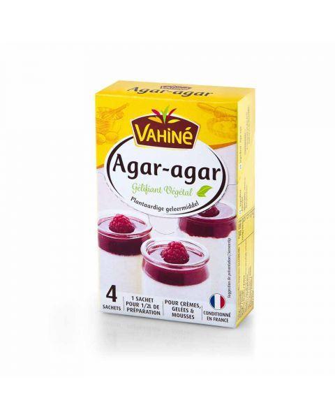 Augalinė želatina Agaras VAHINE, 8 g