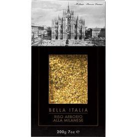 Rizoto ryžiai BELLA ITALIA su šafranu , 200 g