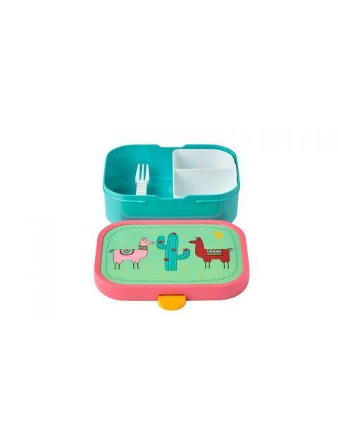 """Vaikiška maisto dėžutė su skyreliais MEPAL Campus """"Lama"""", 1 vnt. 3"""