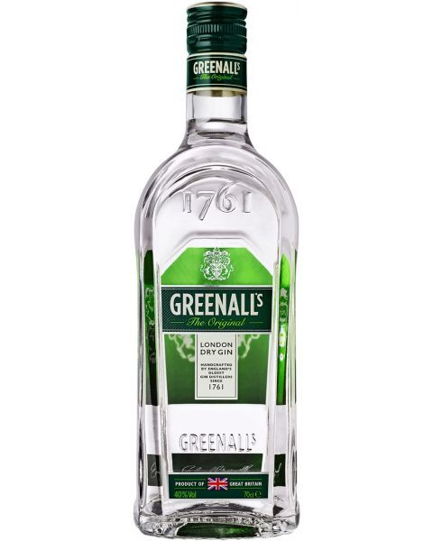 Džinas GREENALL'S Original London Dry Gin 40%, 700 ml