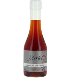"Raudonojo vyno actas DELOUIS ""Merlot"", 250 ml"