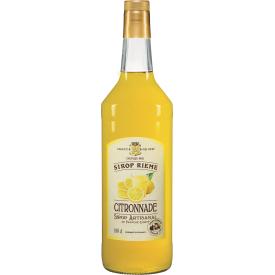 Citrinų limonado skonio sirupas SIROP RIEME 1L