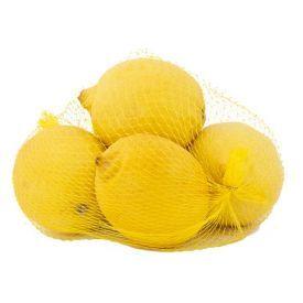 Ekologiškos citrinos FRESHWISE (fasuotos), 500g