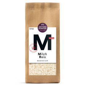 Ekologiški, apvaliagrūdžiai, baltieji ryžiai ANTERSDORFER, 500 g