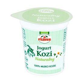 Ožkų pieno jogurtas RIANS, 120g
