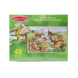 "Dėlionė (48 detalės) MELISSA & DOUG ""Dinosaurs"", 1 vnt."