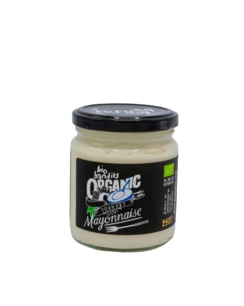 Jogurtinis majonezas BIO BANDITS, 240 ml