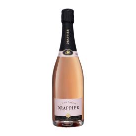 Šampanas-Drappier Rose Brut 12% 0.75L
