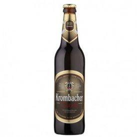 "Tamsusis alus ""Krombacher Dark"" 4,7% butelis, 500 ml"