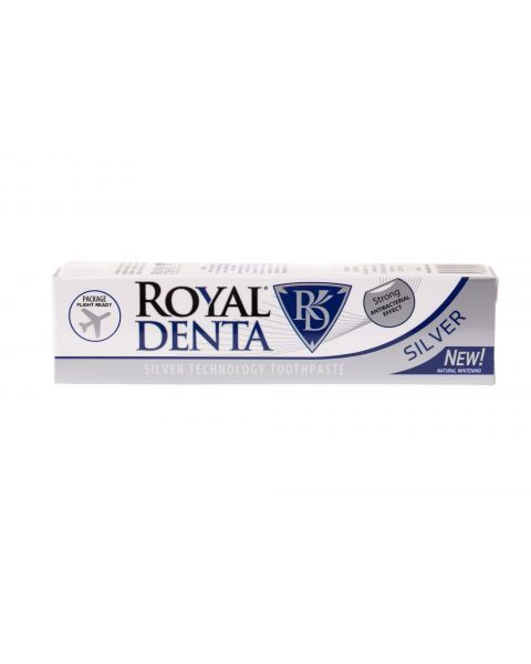 Dantų pasta ROYAL DENTA su sidabru, 30 g 2