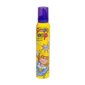 Putos maudynėms KIDS STUFF Crazy Soap, 225 ml
