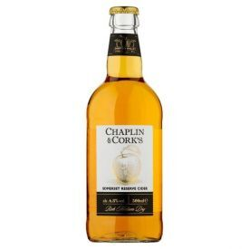 Sidras Chaplin&Cork's Somerset Reserve 6,8%, 0,5l