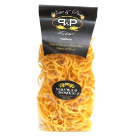 "Makaronai su citrinos sultimis Pasta&Pasta ""Scialatielli al limoncello"", 500 g"