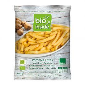 Šaldytos bulvių lazdelės BIO INSIDE, ekologiškos, 600g