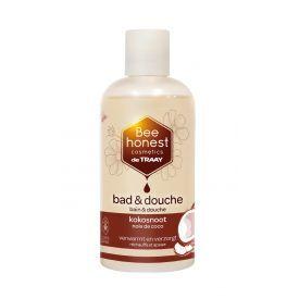 Dušo želė kokosų kvapo BEEHONEST, 250 ml