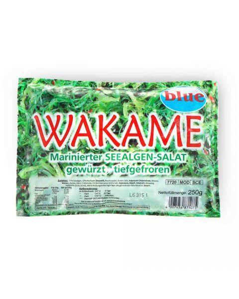 Marinuotos jūros dumblių salotos su sezamu GOMA WAKAME,  250g