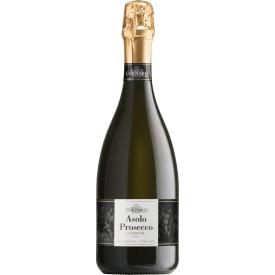 Putojantis vynas Cornaro Asolo Prosecco Superiore Extra Dry DOCG 11,5%, 750ml