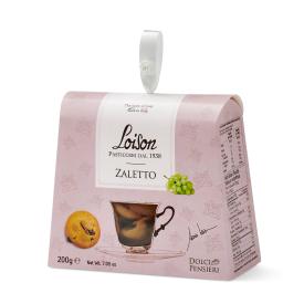 Itališki sausainiai Zaletto LOISON, 200 g