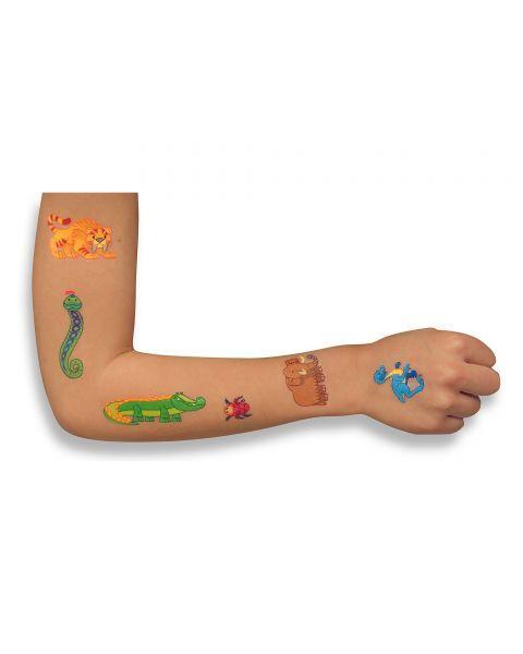 """Tatuiruočių rinkinys MELISSA & DOUG """"Dinosaurs, Vehicles, Space & More"""", 1 vnt. 2"""